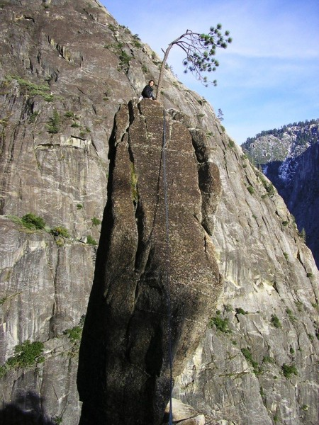 Split Pinnacle
