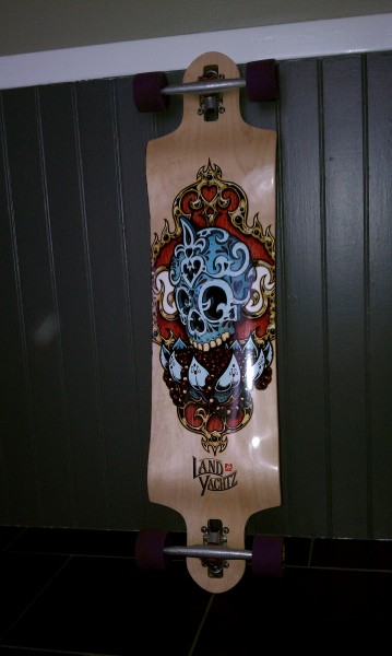 New deck LY switchblade