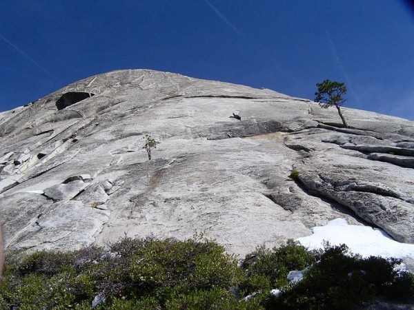 SW Face of Half Dome