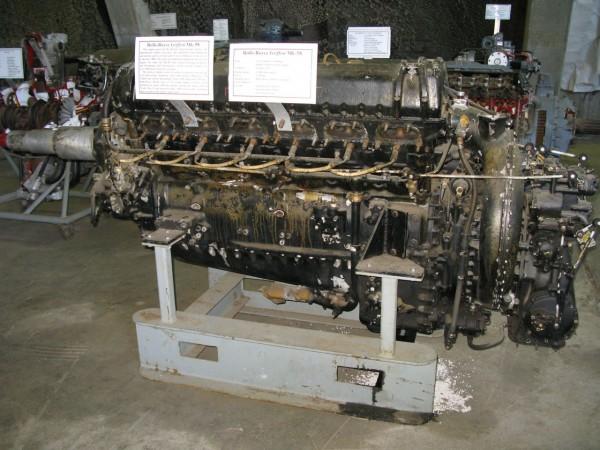 Merlin-Rolls Royce