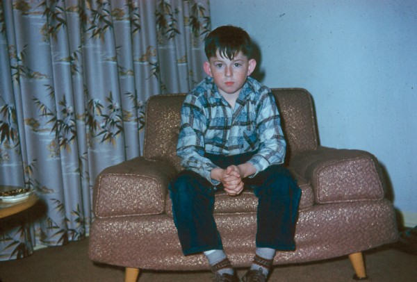 I was way cooler than the chair.