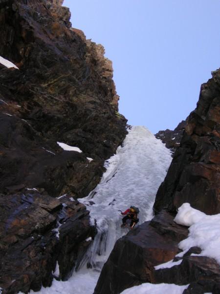 Climbing. (photo credit: Mr. Incognito,  June 8, 2011)