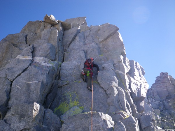 By The Light Of The Moon Goddess On Temple Crag Trip Report