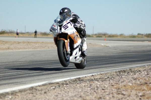 a little BMW S1000RR fun