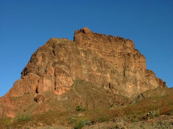 Pecacho Peak CA