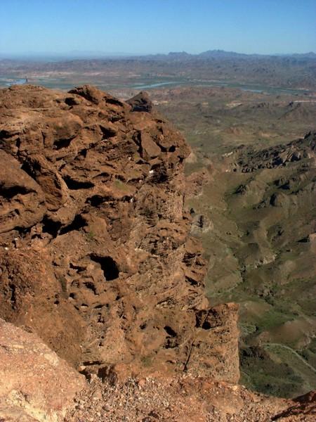 Colorado from Pecacho summit