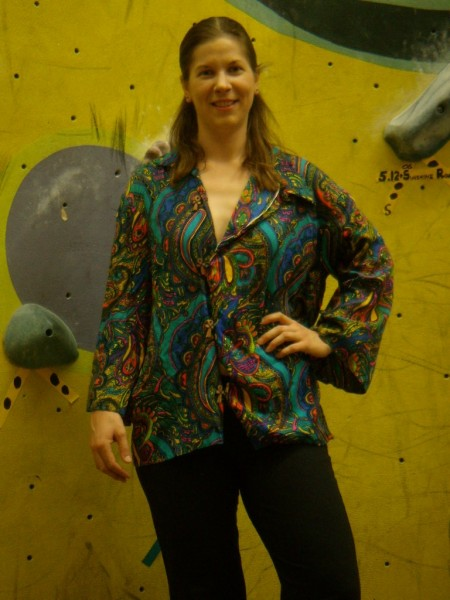 Erin Orwig-Climbing Teacher