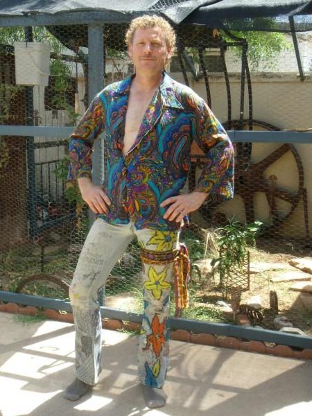 Marty Karabin-Climbing Gear Historian, Spiritual Explorer
