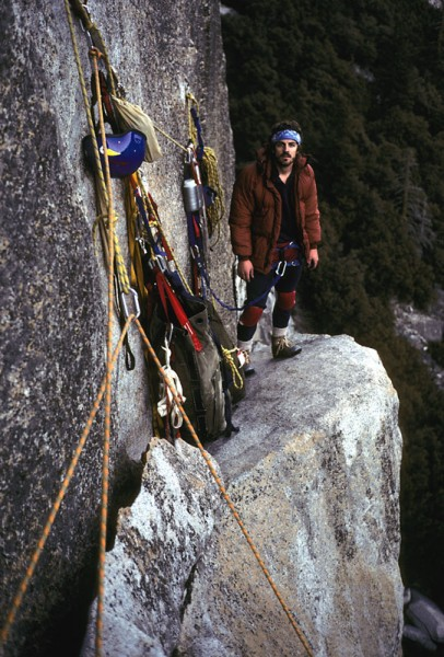 Anchorage Ledge, The Prow, Christmas 1983