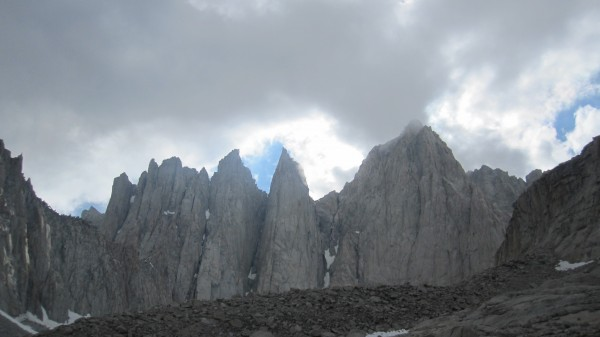 the whitney massif