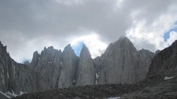 the whitney massif