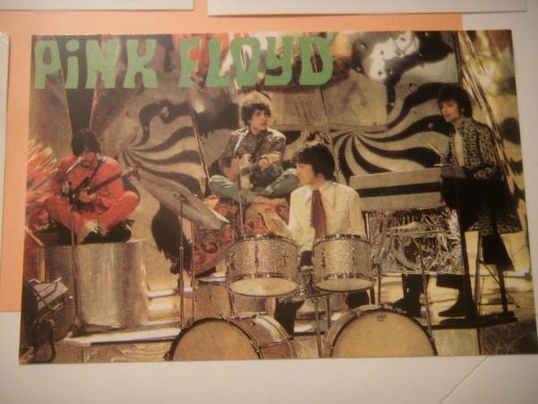 Pink Floyd, Postcard