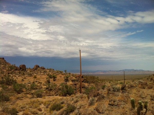 Somewhere by Jean, NV