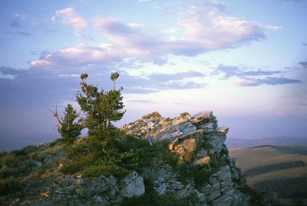 Wyoming sunset #2