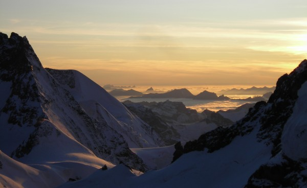 Junfraujoch, Switzerland.