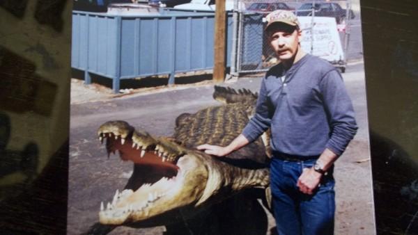 18 foot nile croc
