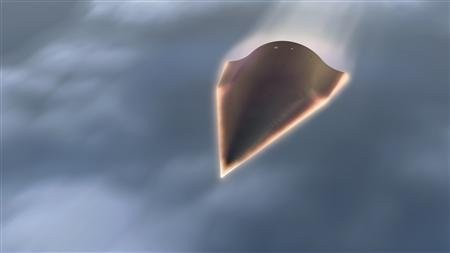 HTV-2 lost at sea today at 13,000 mph