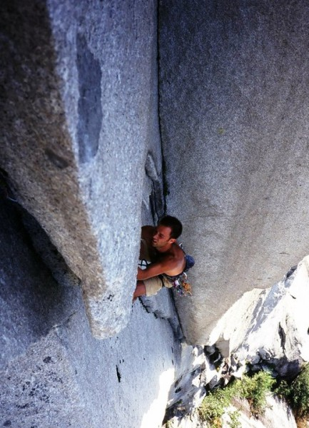 A. Taylor on University Wall, 2nd pitch