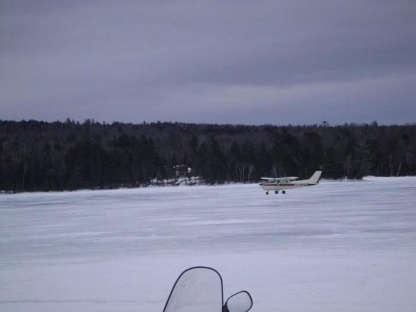 Rangely, Maine.