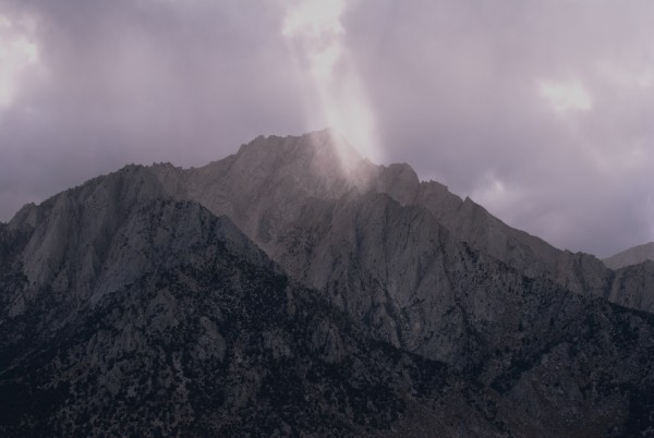 lone pine peak