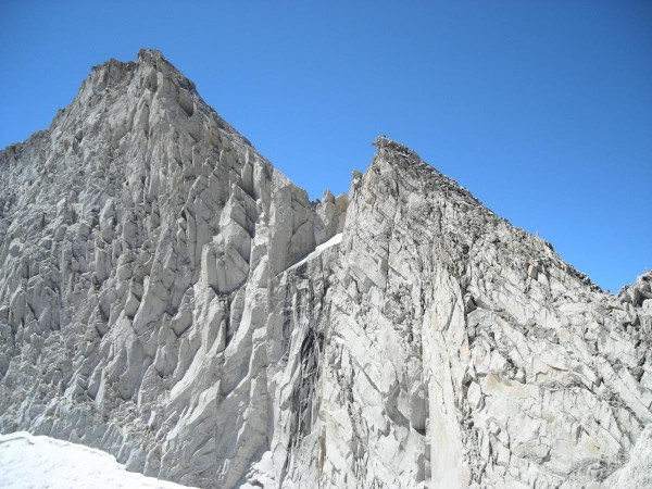 North Ridge of Conness