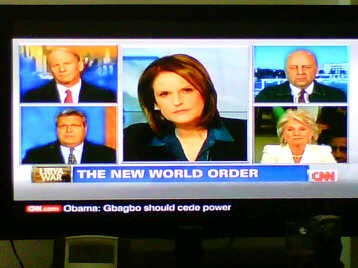 On CNN, March 22, 2011